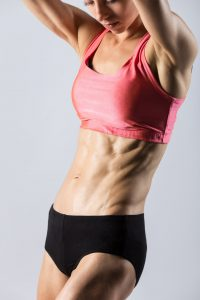 healthy wellness for the abdominal muscles