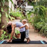 How can yoga support your fertility period?